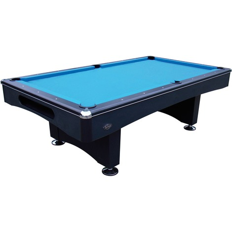 Billard 8-pool - Pooltafel BUFFALO Eliminator II 6ft zwart