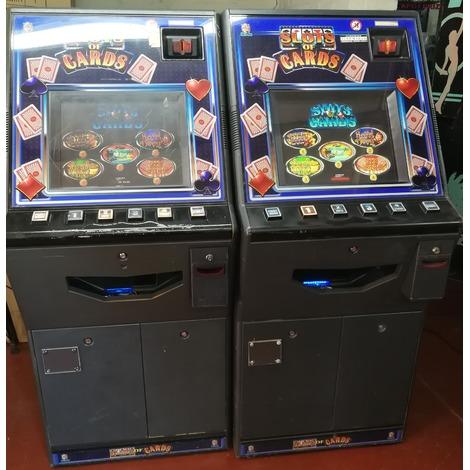 Slots - Slots of Cards - Amusement voor thuis