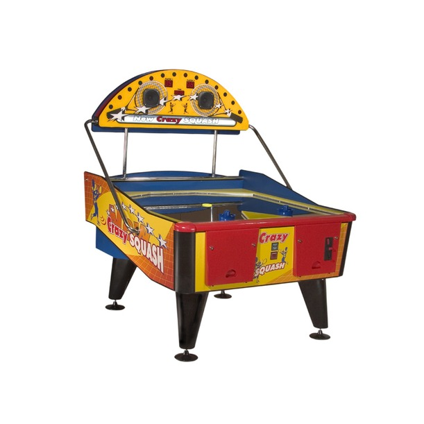 Table Air Hockey Crazy Squash