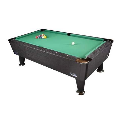 Billard 8-pool - Sam Bison Home - 6ft / 7ft / 8ft