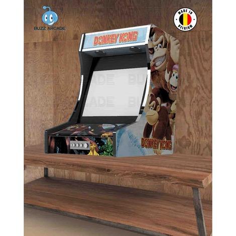 Arcade Games - BUZZ arcade RETRO BARTOP