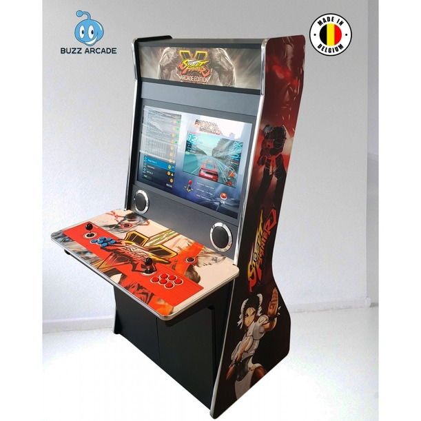 BUZZ arcade RETRO SITDOWN