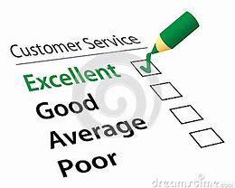 Un excellent service est notre priorité !