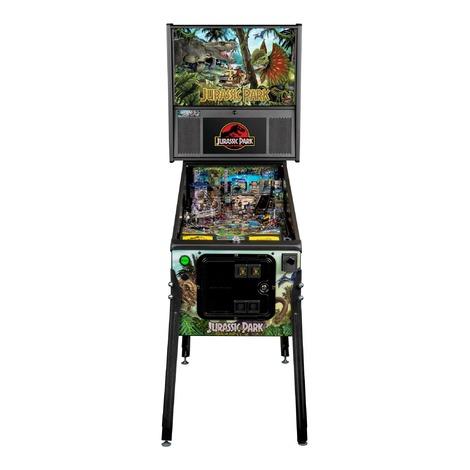 Flipperkast - Jurassic Park