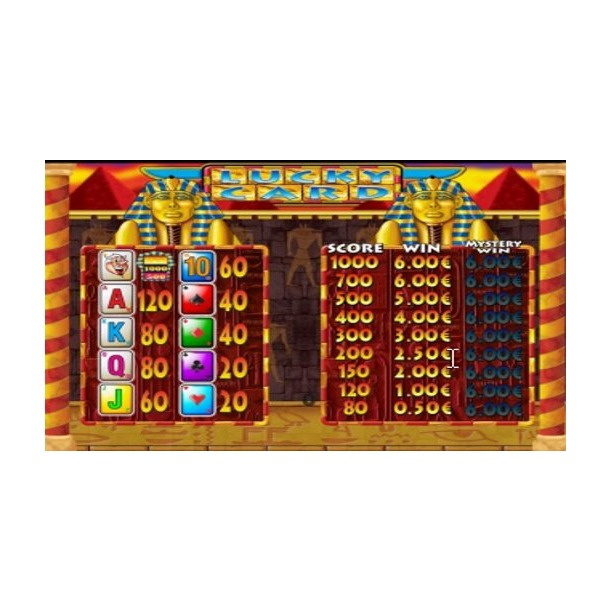 Lucky Cards