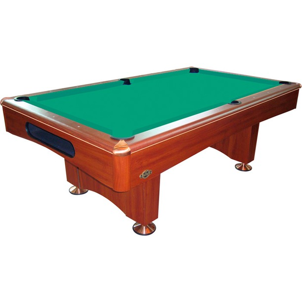 Pooltafel BUFFALO Eliminator II 7ft of 8ft pooltafel mat zwart of bruin NIEUW