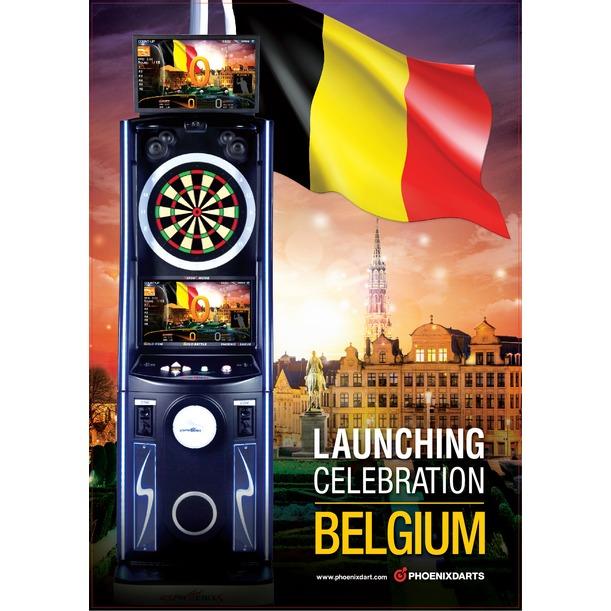 Uniek in Belgie.