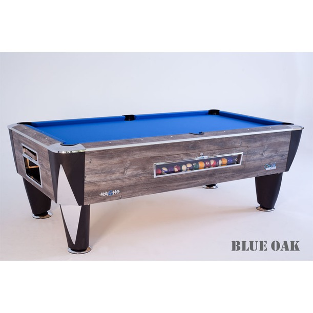 Pooltafel SAM Magno pool 5ft, 6ft, 7ft of 8ft NIEUW Home edition
