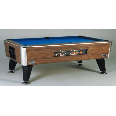 Billard 8-pool - Pooltafel SAM BISON
