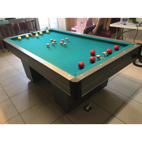 Billard à bouchons - Billiard-golf - JC CORNELIS