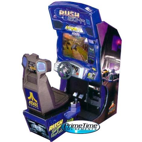 Jeux d'arcade - Rush 2049