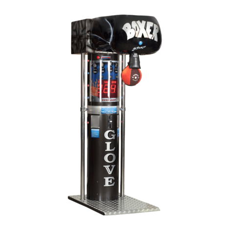 - Punching Ball - Machine de boxe
