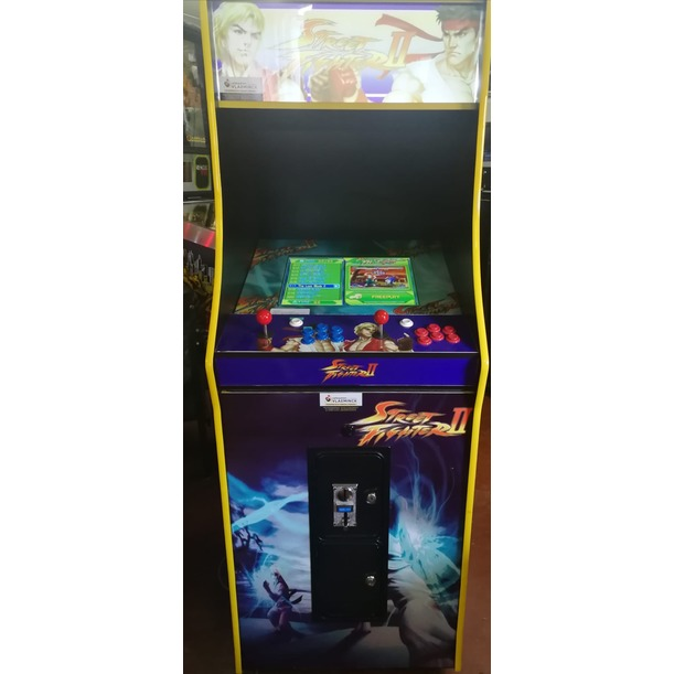 Retro arcade Video
