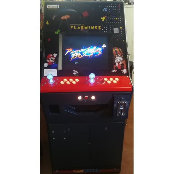 Arcade Video (omgebouwde Scorpion iV)