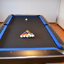 Pooltafel LEXOR 7ft of 8ft X-treme II Pro Black