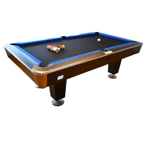 Billard 8-pool - Billard 8-pool LEXOR 7ft ou 8ft X-treme II Pro Black