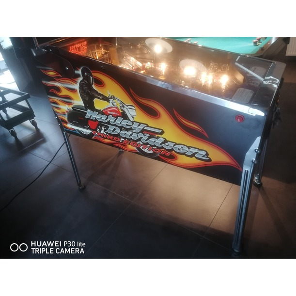 Harley Davidson Third Edition VERKOCHT