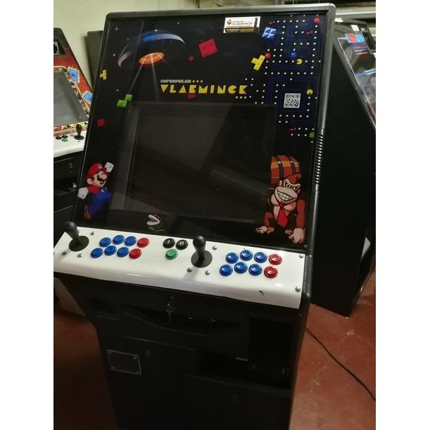 Multi Arcade Game - white