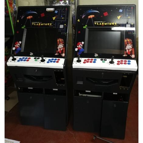 Arcade Games - Multi Arcade Game - white