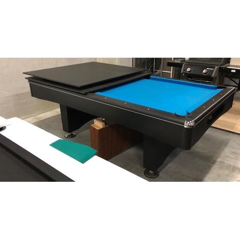 Billard 8-pool - Pooltafel North 7ft zwart